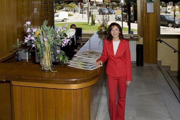 Hotel Castilla - фото 12