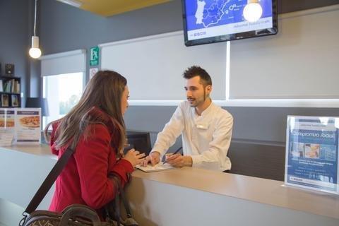 Hotel Sidorme Albacete - фото 17