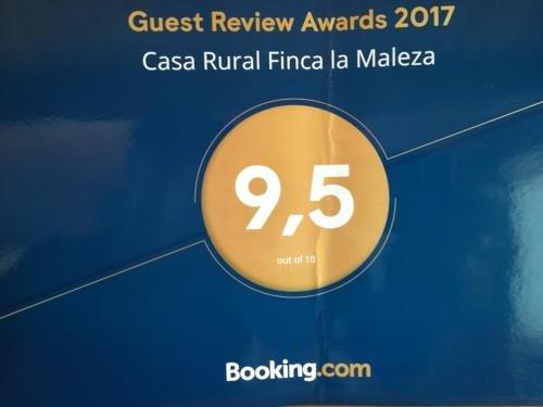 Casa Rural Finca la Maleza - фото 10