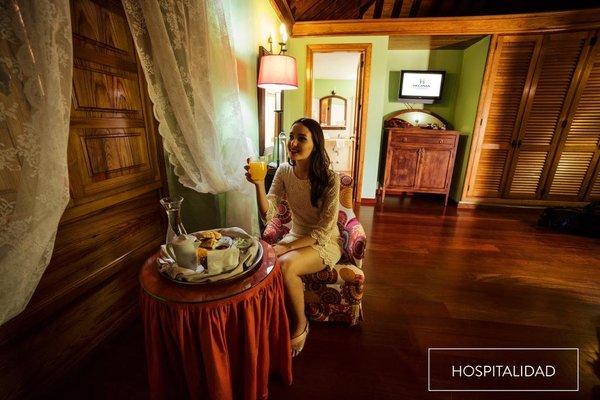 Hotel Rural Casa de Los Camellos - фото 3