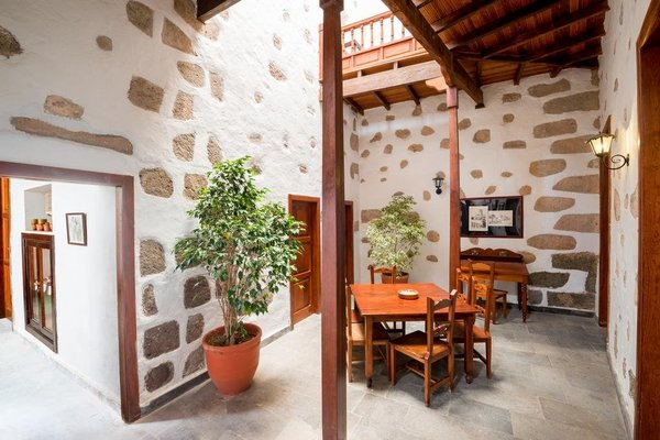 Hotel Rural Villa Aguimes - фото 13