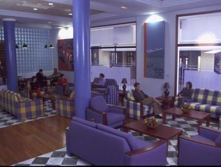 Hotel Puerto de Las Nieves - фото 5