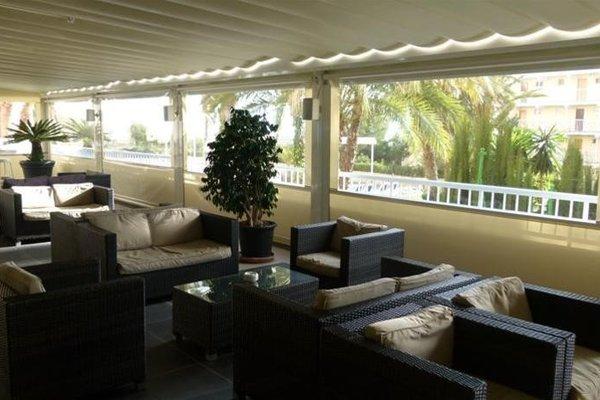 Hotel Apartamentos Vistasol & Spa - фото 15