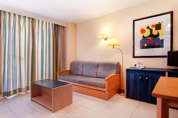 Hotel Apartamentos Vistasol & Spa - фото 4