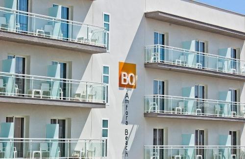 BQ Amfora Beach Adults Only Hotel - фото 23