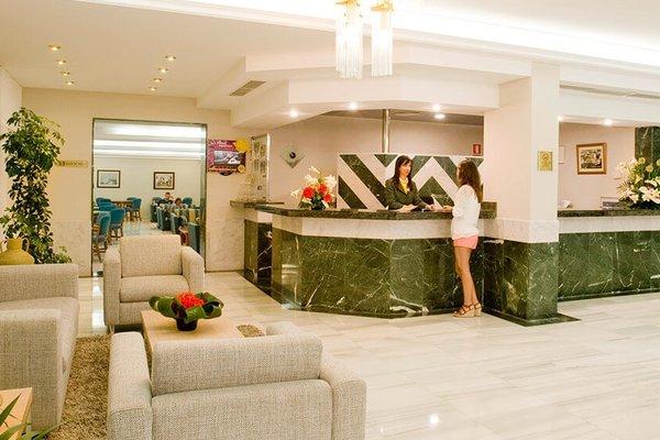 HSM Hotel Madrigal - фото 14