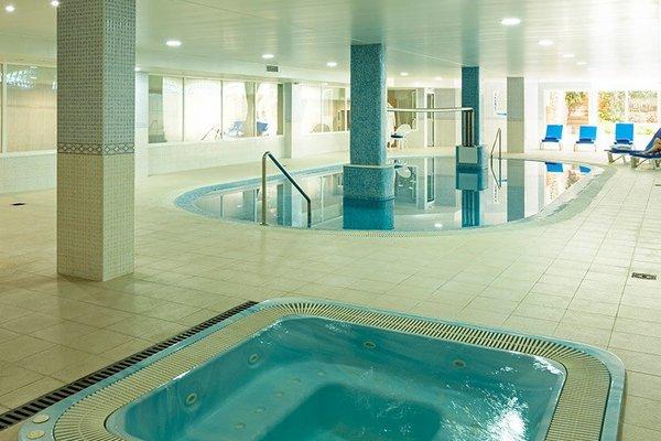 HSM Hotel Madrigal - фото 16