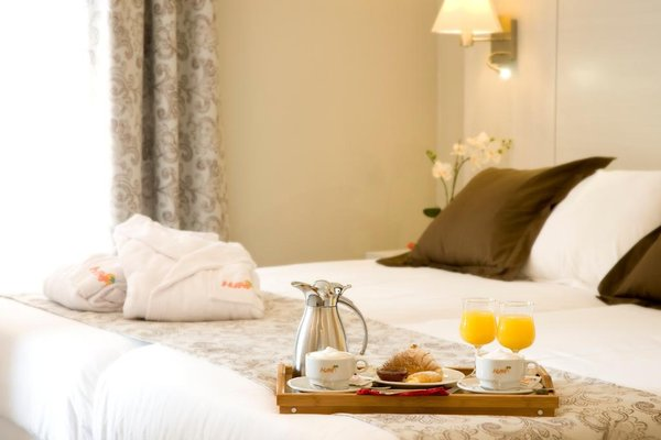 HSM Hotel Madrigal - фото 2