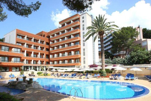 HSM Hotel Madrigal - фото 23
