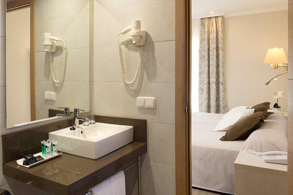 HSM Hotel Madrigal - фото 9