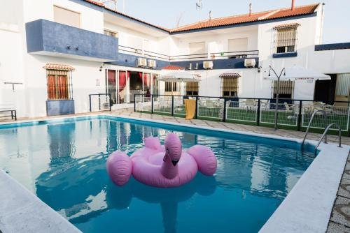Hotel MatalascaAВ±as Golf - фото 16