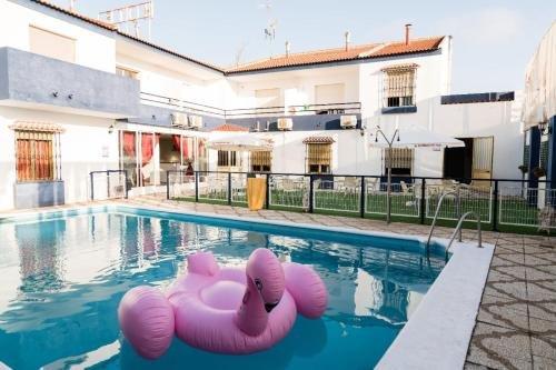 Hotel MatalascaAВ±as Golf - фото 17