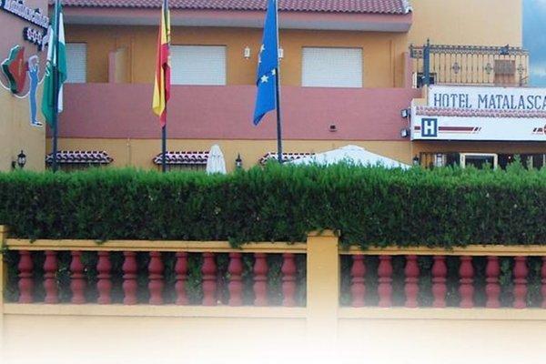 Hotel MatalascaAВ±as Golf - фото 22