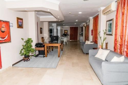 Hotel MatalascaAВ±as Golf - фото 5