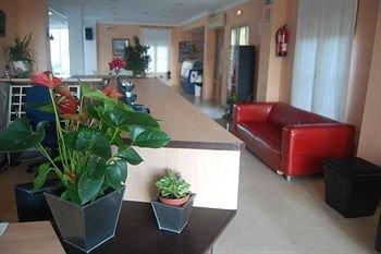 Hotel MatalascaAВ±as Golf - фото 7