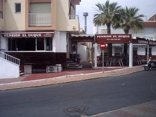 Pension El Duque - фото 5