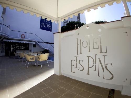 Hotel Els Pins - фото 18