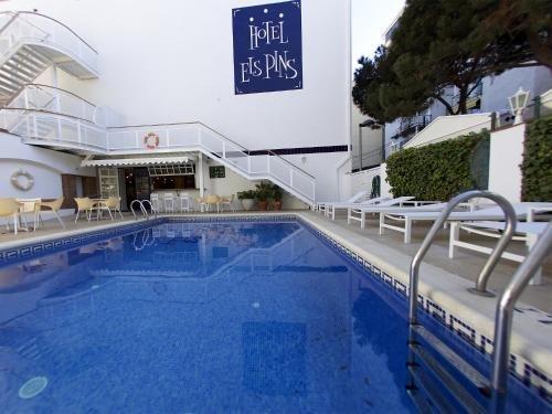 Hotel Els Pins - фото 20