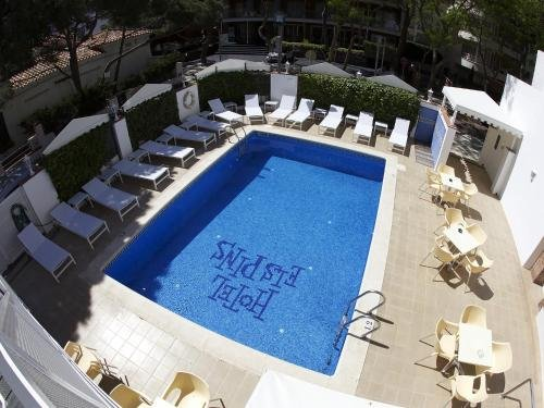 Hotel Els Pins - фото 21