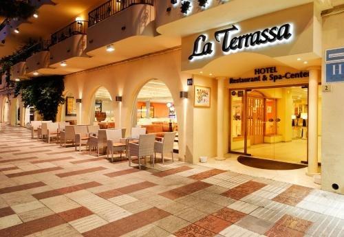 Hotel Spa La Terrassa - фото 6