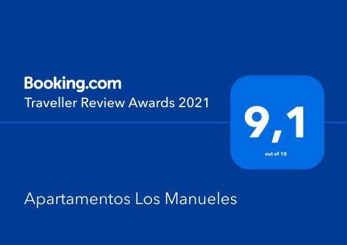 Apartamentos Los Manueles - фото 3