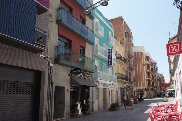 Hotel Goya - фото 12