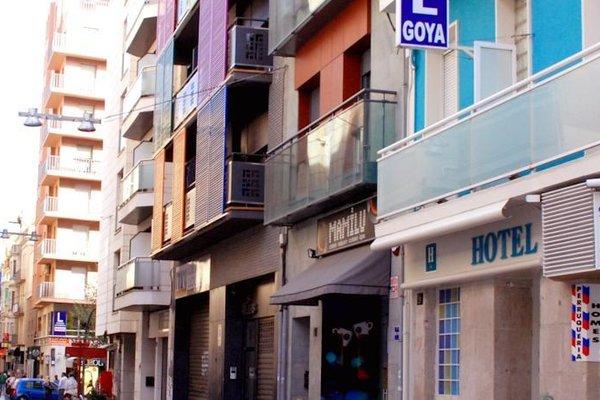Hotel Goya - фото 13