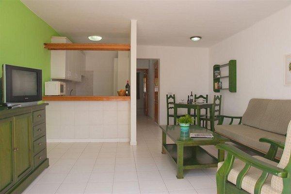 Apartamentos Fayna y Flamingo - фото 15