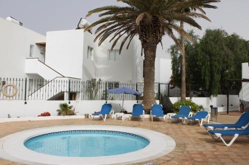 Apartamentos Fayna y Flamingo - фото 19