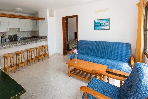 Apartamentos Fayna y Flamingo - фото 6