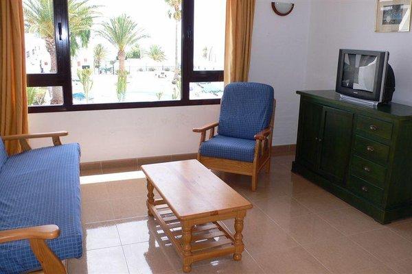 Apartamentos Fayna y Flamingo - фото 8