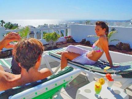 Blue Sea Hotel Los Fiscos - фото 20