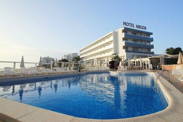 Hotel Argos Ibiza - фото 21