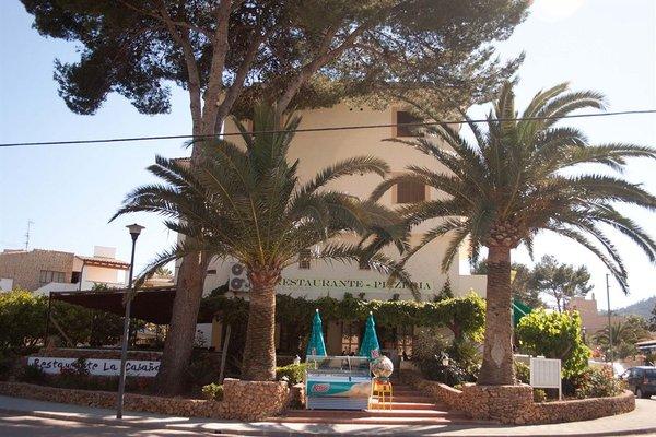 Apartamentos La Cabana - фото 7