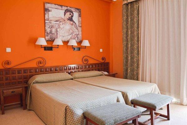 Hotel Entremares Termas Carthaginesas - фото 1
