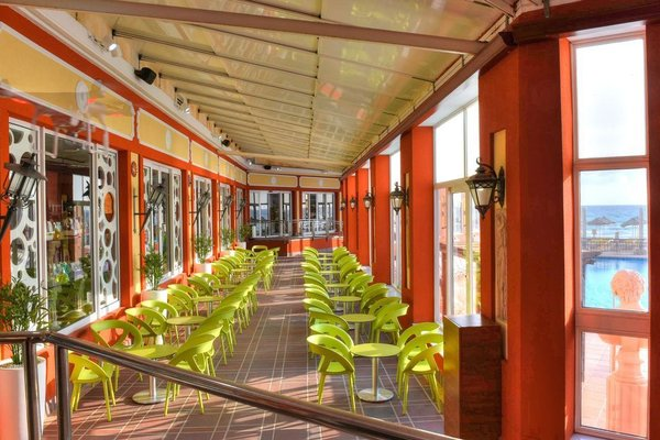 Hotel Entremares Termas Carthaginesas - фото 10