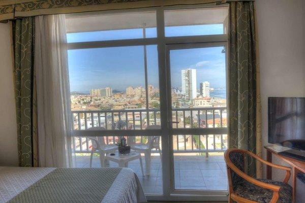 Hotel Entremares Termas Carthaginesas - фото 15