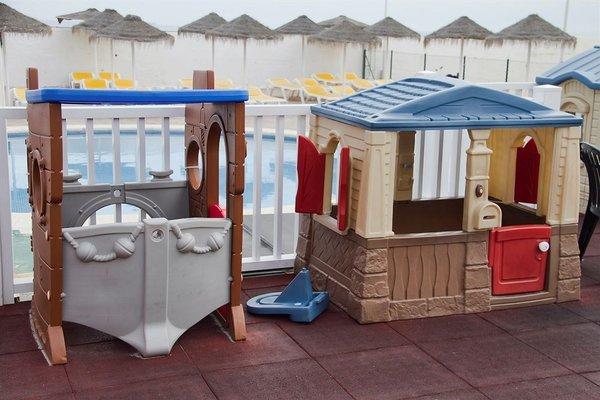 Hotel Entremares Termas Carthaginesas - фото 16