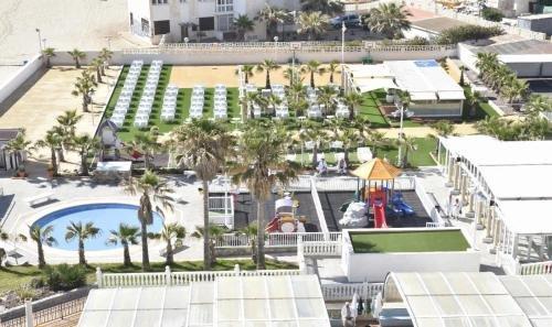 Hotel Entremares Termas Carthaginesas - фото 17