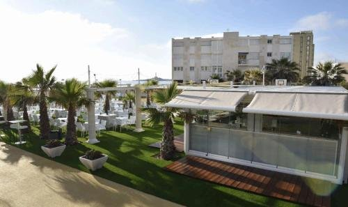Hotel Entremares Termas Carthaginesas - фото 18