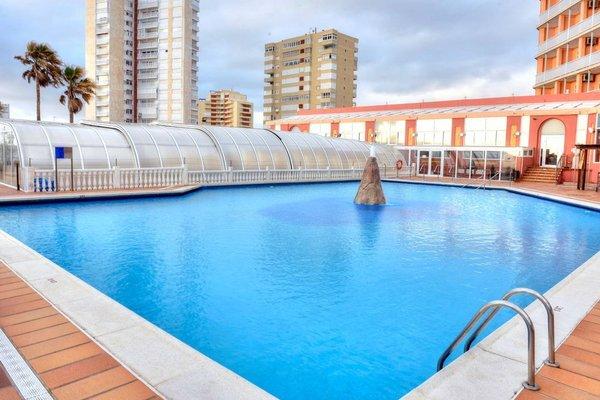 Hotel Entremares Termas Carthaginesas - фото 19