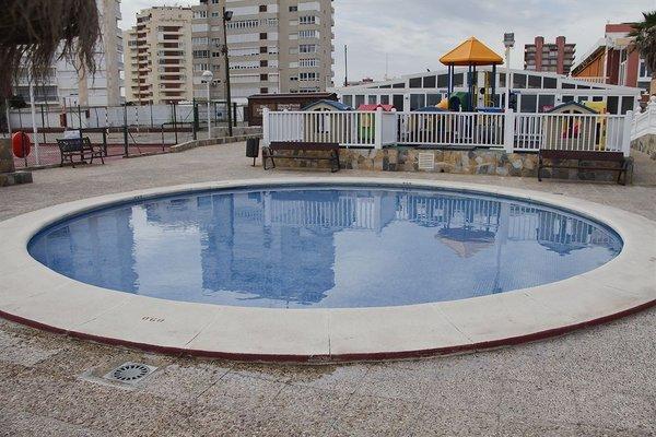 Hotel Entremares Termas Carthaginesas - фото 20