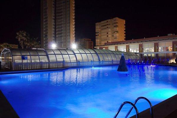 Hotel Entremares Termas Carthaginesas - фото 21