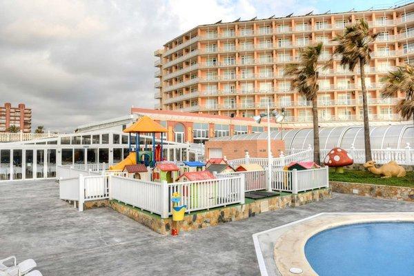 Hotel Entremares Termas Carthaginesas - фото 22