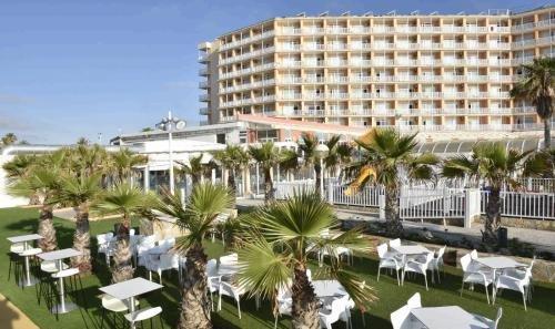 Hotel Entremares Termas Carthaginesas - фото 23