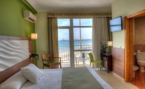 Hotel Entremares Termas Carthaginesas - фото 4