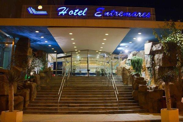 Hotel Entremares Termas Carthaginesas - фото 8