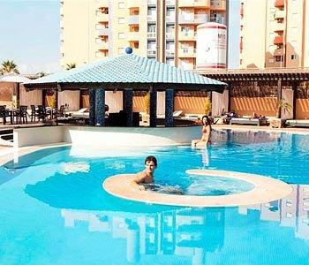 Курортная гостиница «Luabay Abity Spa», Santiago de la Ribera