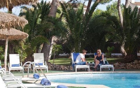Hotel Isla de Cabrera - фото 20
