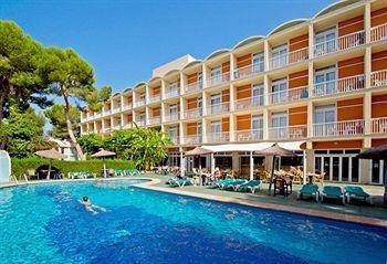 Hotel Isla de Cabrera - фото 22